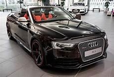 Spotlight Ruby Black Audi Rs5 Cabrio