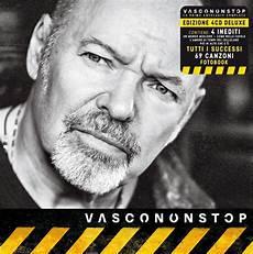 vasco ultimo album vasco vascononstop cd compilation deluxe