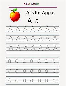 worksheets for preschool tracing letters 24672 kindergarten worksheets printable tracing worksheet alphabet a a