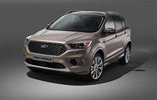 ford vignale kuga ford kuga vignale special joins european line up photos