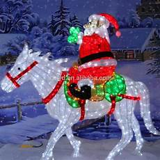 2016 Customized Creative Santa Claus Lighted