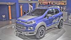 2019 ford ecosport review release date design price