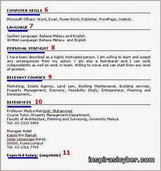 contoh resume lengkap dan terbaik terbaek network