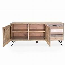 sideboard akazie sideboard dalby akazie massiv 180cm breit kaufen bei