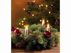 lunartec led weihnachtsbaum lichterkette 20 led kerzen
