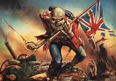 Trivia Iron Maiden S Mascot Eddie Polyrhythmsmagazine S