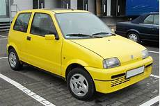 Fiat Cinquecento Sporting - file fiat cinquecento sporting front 20081125 jpg
