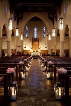 how to decorate a church for your wedding wedding church