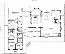 ranch style house plans 4 bedroom with basement ranch style house plan 4 beds 4 50 baths 5037 sq ft plan