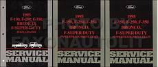 auto repair manual online 1995 ford f250 windshield wipe control 1995 ford f series pickup truck owner s manual original f150 f250 f350 super duty