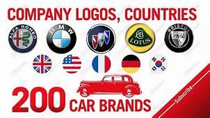 200 Car Brands A Z Company Logos Countries  YouTube