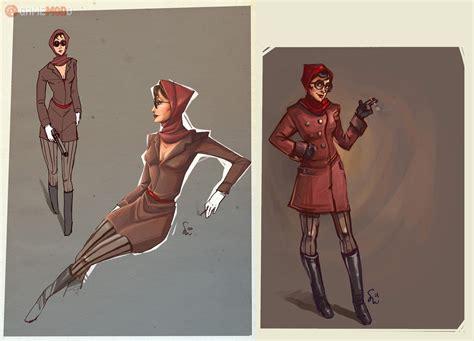 Tf2 Female Spy