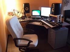 Small Space Home Studio