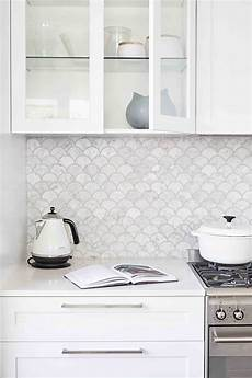 White Kitchen Tile Backsplash Ideas 14 White Marble Kitchen Backsplash Ideas You Ll