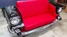 Car Moebel - car furniture 1957 chevrolet front end car