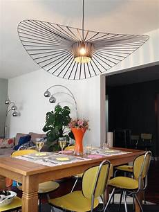 suspension vertigo friture lighting
