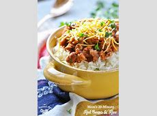 Mom's 20 Minute Red Beans and Rice   The Seasoned Mom