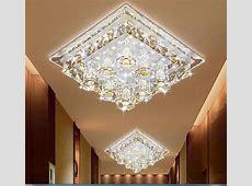 Modern LED Ceiling lamp Cool White 180mm 12W Indoor light