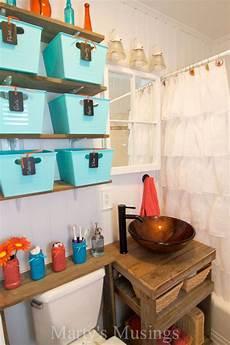 Diy Ideas For Bathroom 34 Bathroom Storage Ideas To Get You Organized
