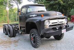 1956 Ford F700 6&2156  Trucks Classic