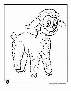 simple farm animals coloring pages 17459 farm animal coloring pages woo jr activities