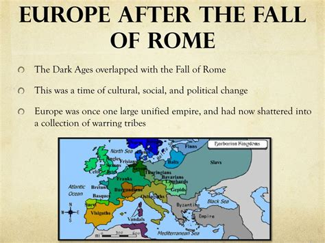 Fall Of The Western World