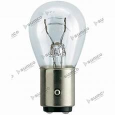 bulb taill p21 5w 12v bay15d motorrecambio sumco