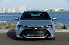 drive 2019 toyota corolla hatchback automobile
