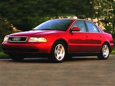 1996 Audi A4 Specs Safety Rating Mpg Carsdirect
