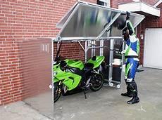 kleine garage für motorrad die motorradgarage beschreibung witzig