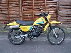 1980 Suzuki Ts 250 Er Moto Zombdrive