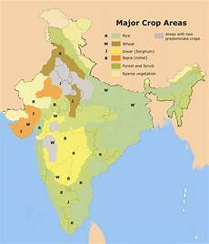 10 different states of india file major crop areas india png wikimedia commons