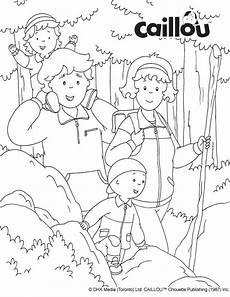 Malvorlagen Caillou Free Caillou S Fall Coloring Sheet Ausmalbilder