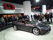 2014 Corvette Coupe Cyber Gray Right Front Jan 17