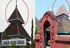 Inilah Jawaban Kenapa Masjid Agung Cirebon Tidak Berkubah