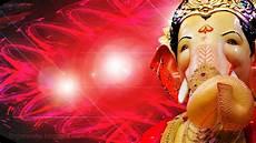 sri ganesha ganapati ganesh in light background wallpaper 1366x768