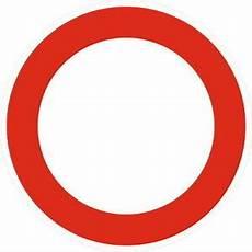 durchfahrt verboten verkehrsschild verkehrszeichen