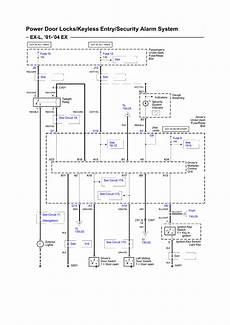 security system 2005 honda odyssey parental controls repair guides