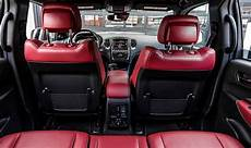 2019 dodge durango srt interior colors price specs