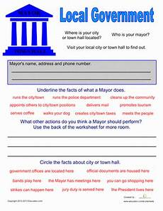 local government for kids government lessons 3rd grade
