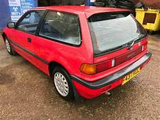 books about how cars work 1989 honda civic parking system honda civic 1989 1 4 gl 3 door classic collectors item in newton mearns glasgow gumtree
