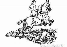 Malvorlagen Pferde Mit Reiter Ausmalbilder Pferd Und Reiter Zum Ausdrucken Kostenlos