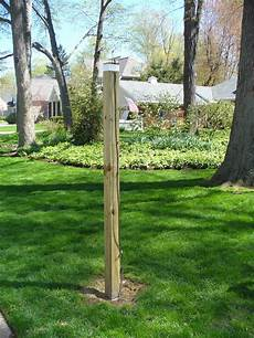 how to install a lantern post sleeve new woodworks