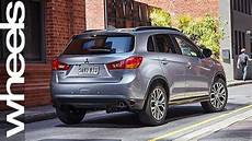 2017 Mitsubishi Asx Review Wheels Australia