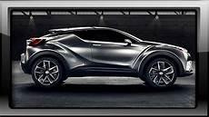 All New Toyota Chr Suv 2018