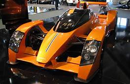 Caparo T1  10 Awesome Supercars You Might Not Know About