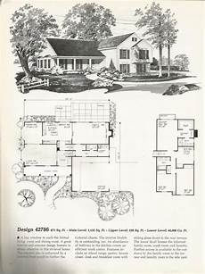 tri level house plans colonial tri level vintage house plans house plans