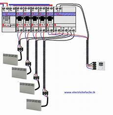 branchement thermostat chauffage electrique gestionnaire d 233 nergie command 233 par thermostat