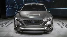 subaru viziv tourer concept previews 2020 wrx wagon autoblog