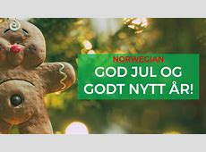 How To Say Merry Christmas In Norwegian-Merry Christmas In Norwegian Language